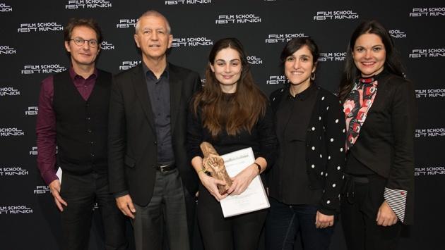 Jury der Interfilm-Akademie, Film School Fest Munich 2018