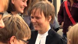 Pfarrerin werden - Pfarrerin sein. Irmela Büttner finder ihren Beruf