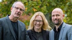 Der Evangelische Pressedienst (epd) stellt seine neue Chefredaktion vor