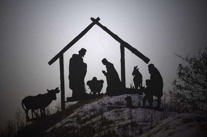 arabisch was feiern christen an weihnachten chrismon. Black Bedroom Furniture Sets. Home Design Ideas
