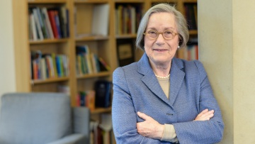 Reformationsbotschafterin Barbara Lambrecht-Schadeberg