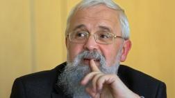 Der katholische Bischof des Bistums Magdeburg, Gerhard Feige