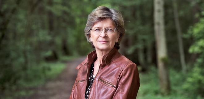 Die Theologin Susanne Breit-Keßler