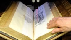 Buch im Scanner