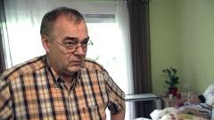 Hans-Peter Triebe ist dankbar für die liebevolle Betreuung seiner schwerkranken Ehefrau