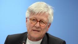 Der Ratsvorsitzende der Evangelischen Kirche in Deutschland (EKD), der bayerische Landesbischof Heinrich Bedford-Strohm.