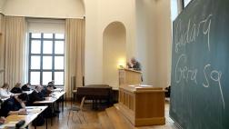 Vorlesung an der Theologischen Fakultät der Humboldt-Universität