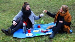 Picknickdecke fuer das Reformationsjubilaeum