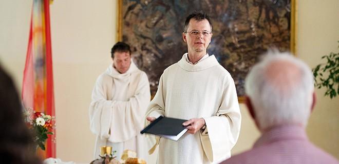 Eucharestiefeier mit Geschiedenen auf dem Katholikentag