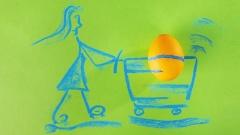 Aldi erklärt Ostern in einer neuen Broschüre für Kinder.