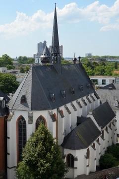 Außenansicht der Karthäuserkirche Köln