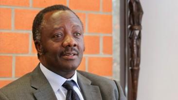 Pfarrer Fidon R. Mwombeki