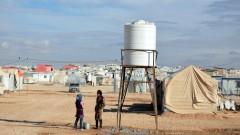 Flüchtlingscamp Zaatari in Jordanien