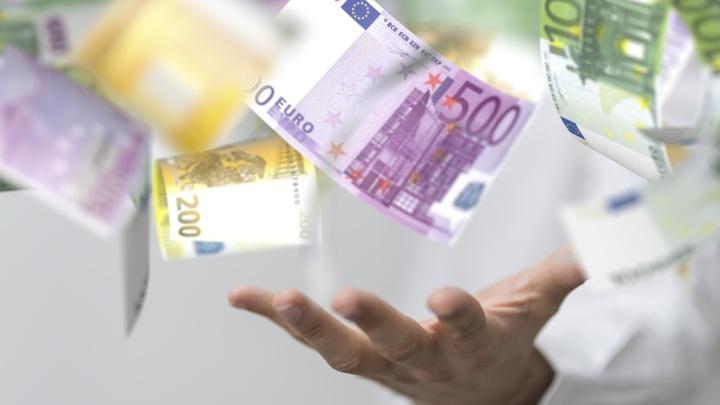 Unverhoffter Geldsegen