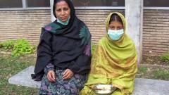 Husina (14) leidet seit mehreren Jahren an Tuberkulose