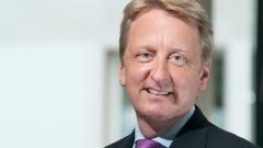 Der Vorstandsvorsitzende der Bank für Kirche und Diakonie, Ekkehard Thiesler.