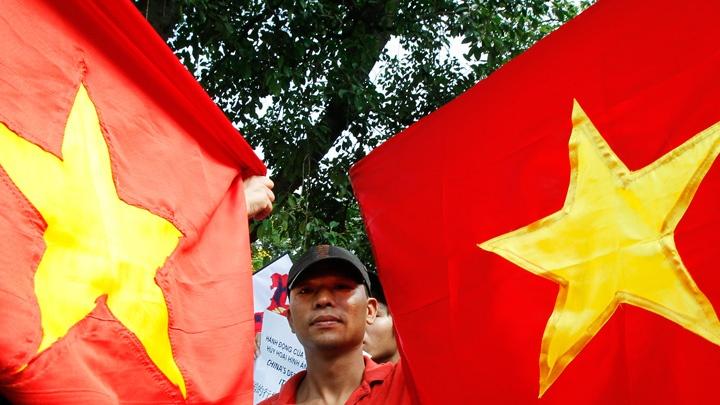 Der vietnamesische Blogger Bui Thanh Hieu