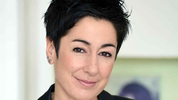 Dunja Hayali, Journalistin und Moderatorin des ZDF-Morgenmagazins, erhält den Sonderpreis der Jury des Robert Geisendörfer Preises 2016.