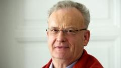 Der evangelischer Theologe, Bürgerrechtler und Mitglied der SPD, Friedrich Schorlemmer
