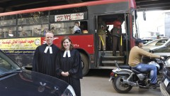 evangelische Pfarrer in Kairo: Stefan und Nadia el-Karsheh