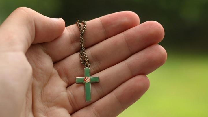 Kette mit Kreuz