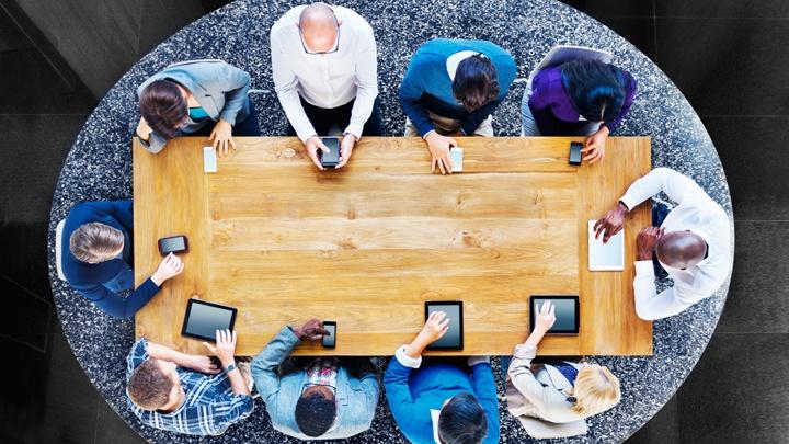 socialnetwork Kommunikation