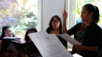 Indonesische Gemeinde