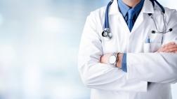 Arzt im Streik