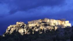 Die Akropolis in Athen. Nur geschätzte 30.000 von elf Millionen Griechen zählen sich heute zum protestantischen Glauben.