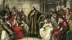 Jan Hus auf dem Konzil zu Konstanz