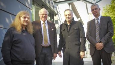 "Pressegespräch zum Stück ""Luther"" am Kieler Schauspielhaus"