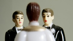 """""""Künftig soll die Ehe auch gleichgeschlechtlichen Paaren offenstehen"""", fordert die SPD-Bundestagsfraktion ."""