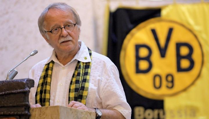 Der Journalist Hans Leyendecker (67) predigt am Donnerstagabend (25.08.16) zu Beginn der neuen Saison von Borussia Dortmund bei einem ökumenischen Gottesdienst in der Dreifaltigkeitskirche in Dortmund.