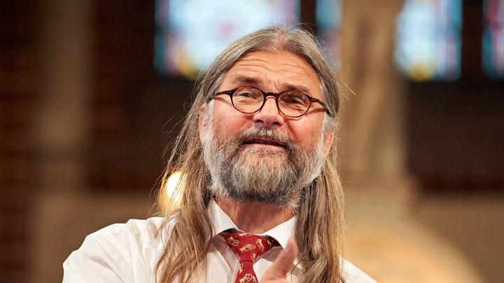 Pastor Hans-Ulrich Schäfer