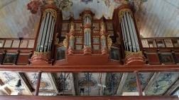 Arp-Schnitger-Orgel in Hamburg-Neuenfelde.