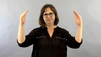 Das Vaterunser in Deutscher Gebärdensprache i-201