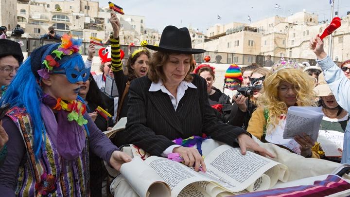 Rabbinerin Anat Hoffman
