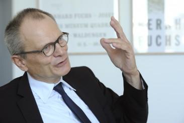 Diakoniepräsident Ulrich Lilie