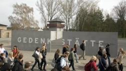 Die Gedenkstätte im ehemaligen Konzentrationslager Sachsenhausen.