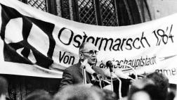 Der evangelische Pfarrer Martin Niemöller