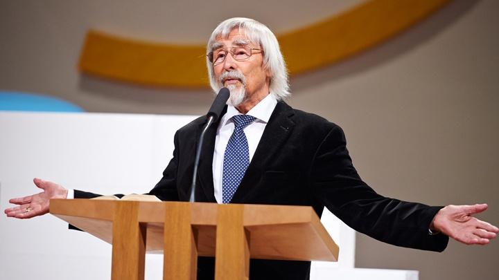 Theologe Theo Lehmann