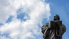 Lutherdenkmal in Erfurt