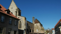 Veranstaltungsort Stadtmuseum, Barfüßerkirche, Augustinerkloster, Predigerkirche,