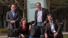 Die Beauftragten der ZDF-Gottesdienste auf Reisen zu den Übertragungsorten