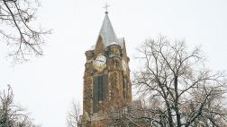 """Der Titel """"Kirche des Jahres 2017"""" geht an die evangelische Marktkirche im rheinland-pfälzischen Neuwied."""