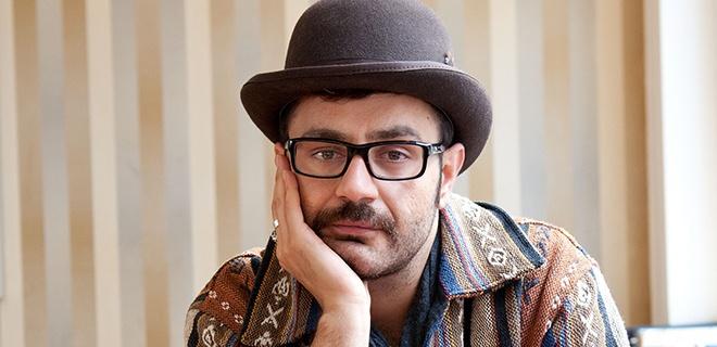 Rapper Shahin Najafi
