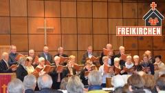 Singkreis der Evangelisch-altreformierten Kirche Niedersachsen in Nordhorn.