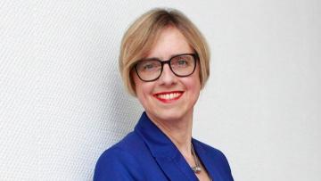 Ursula Ott, Chefredakteurin von chrismon und evangelisch.de.