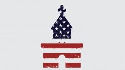 """In den USA glauben einer Umfrage zufolge 89 Prozent der Bürger an Gott oder eine """"spirituelle Macht""""."""