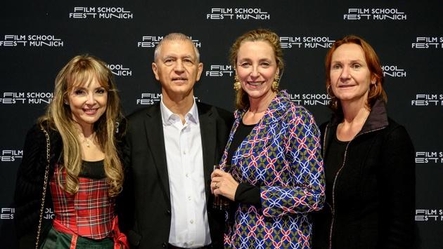 Jury der Interfilm-Akademie, Filmschoolfest Munich 2019